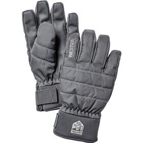 Hestra Jr CZone Primaloft 5-Finger Svart